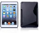 【メール便送料無料】 iPad mini3 iPad mini2 iPad mini iPad Air2 iPad Air ケース アイパッドミニ3 アイパッドエアー2 タブレット カバー 軽量 おしゃれ かわいい TPU 無地 シンプル クリア シリコン