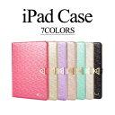 iPad ケース カバー mini4 mini Air 2 mini2 手帳型 ipadmini4 アイパッドエアー2 mini3 ipadmini2 iPadair 軽量 スリム タブレットカバー おしゃれ かわいい可愛いレザー 合成皮革 スタンド ICカード ポケット 液晶保護フィルム+タッチペン3点セット