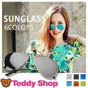 【送料無料 土日祝も休まず発送】サングラス 女性用 グラサン 紫外線対策 UVカット カラーレンズ 金属フレーム 眼鏡 偏光グラス ティアドロップ ケース付き