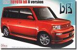 ニュートヨタ bB 1.5ZXバージョン フジミ 1/24 インチアップ 54