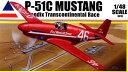 アキュレイトミニチュア 1/48 0013 P-51C マスタング ベンディックス トランスコンチネンタル レース