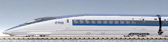 カトー 10-510 500系新幹線「のぞみ」 基本(4両)セット