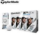 数量限定 テーラーメイド New TP5x アスリートエディション ゴルフボール