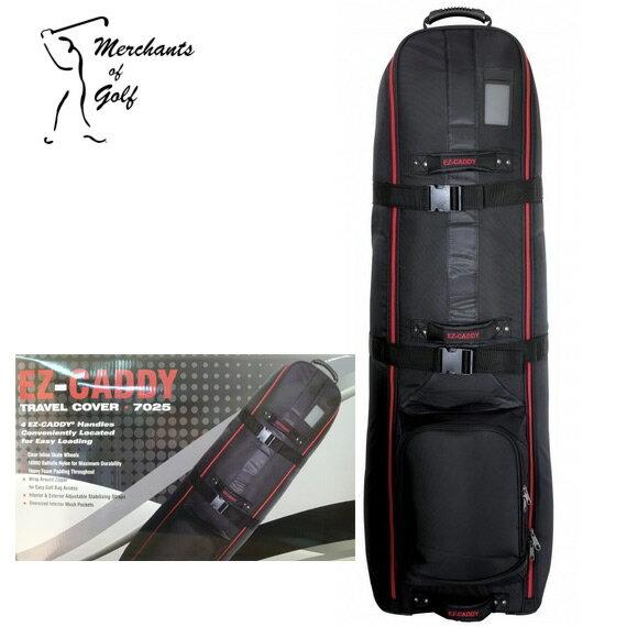 EZ-Caddy(イージーキャディ)T-7025 Travel Cover(トラベルカバー)Merchants of Golf (US) 旅行に便利なトラベルケース!8.5~9.5型