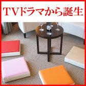 【送料無料】日本製 PVCレザークッション「CO-LEON」【シートクッション 腰痛対策 座布団 椅子正方形】【おしゃれ プチギフト 北欧 雑貨】