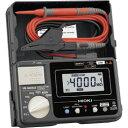 日置電機 HIOKI IR4053-10太陽光発電システム用絶縁抵抗計 スイッチなしリード付属 『IR405310日置』『405310日置』