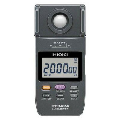 日置電機 HIOKI FT3424 照度計 『3424日置』