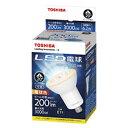 東芝 LDR6L-M-E11 LED ハロゲン電球100W相当 電球色 中角20度 6.2W 『LDR6LME11』