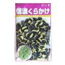在来種/固定種/野菜の種「信濃くらかけ大豆」50ml約120粒/畑懐〔はふう〕