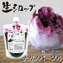 天然フルーツのかき氷シロップ 【冷蔵】 氷屋さんちの削氷 〔けずりひ〕 生シロッ