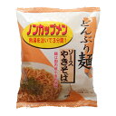 どんぶり麺 〔ノンカップメン〕 国内産小麦粉使用 ソースやきそば1袋 〔100.2g〕