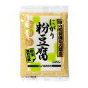 ムソー 国内産有機丸大豆使用 にがり粉豆腐 〔粉末高野豆腐〕 50g