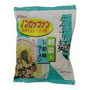 どんぶり麺〔ノンカップメン〕 野菜入・しお味ラーメン 1袋〔78.5g〕