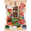 【限定】福豆たべきり節分豆〔テトラパック入り〕北海道産大豆使用112g