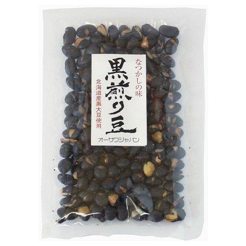 オーサワ 北海道産黒煎り豆 60g
