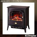 ディンプレックス 暖炉風電気ストーブ アークレイ AKL12J 電気暖炉 Dimplex ARKLEY【代引対象外】