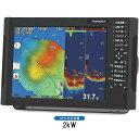 ホンデックス (HONDEX) プロッター魚探 HDX-12S 12.1型液晶 【GPS外付仕様・出力2kW】