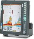 ホンデックス (HONDEX) デジタル魚群探知機 HE-7300-Di-Bo 出力2.5kW 10.4型高輝度液晶