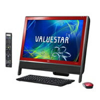 NEC desktop PC integrated VALUESTAR N PC-VN770GS6R (VN770/GS6R) グランベリーレッド