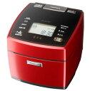 三菱電機 Mitsubishi Electric 炊飯器 NJ-VWA10 0.5〜5.5合 レッド