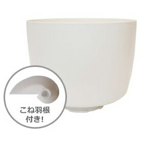 Japan lower accessories height 19 cm plastic pots PP-M (dough with a feather PH-M)