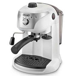 Delonghi Coffee Maker Thailand : Telshop Japan Rakuten Global Market: Delonghi (DeLonghi) EC221W white espresso-cappuccino ...