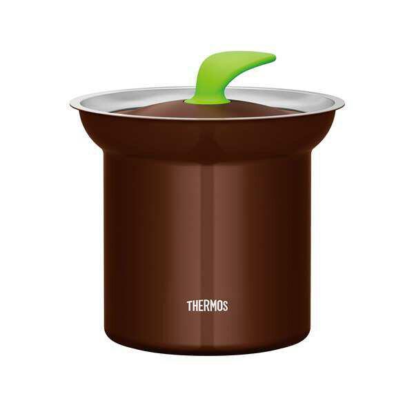 サーモス真空断熱テーブルスープジャ—[容量:10L][カラー:モカ] KJC-1000-MCキッチン