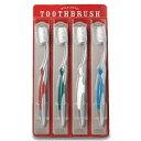 メラルーカ 歯ブラシ(4本セット) ■ナチュラルコスメ ■メラルーカ