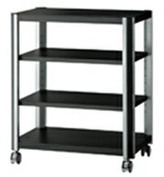 Hayami mechanic product HAMILEX SQUARE series SQ-5810 AV rack, TV stands TV stands TV rack HAYAMI ハミレックス