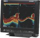 ホンデックス (HONDEX) デジタル魚群探知機 HE-1511F-Di-Bo 15型高輝度XGA液晶 出力3kW 周波数32/40、36/65、40/75、50/55、85/90、200、28/55kHz
