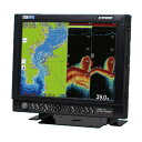 ホンデックス (HONDEX) プロッター魚探 HE-151S 15型液晶 【GPSアンテナ付属・出力2kW・周波数50&200kHz】