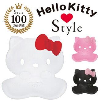 25%的折扣 Hello Kitty 風格 Hello Kitty stillhalochiti 化妝表樣式 MTG 正規的銷售店姿勢支援座位椅子
