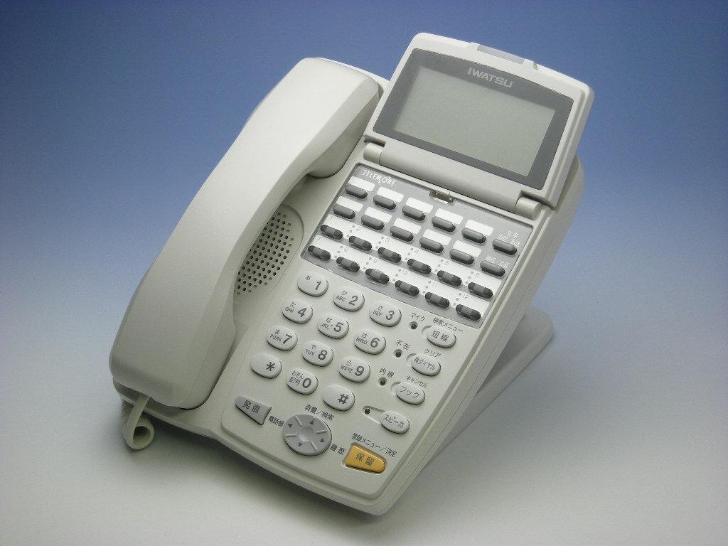 【中古】岩通 WX-12KTX(ホワイト) 【ビジネスホン・業務用電話機】【お買い得!】