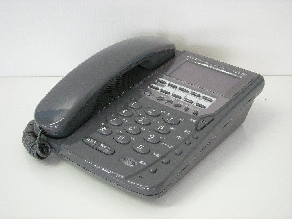 【中古】NTT FX-RPTEL(A)(1)(H) 【ビジネスホン・業務用電話機】【お買い得!】