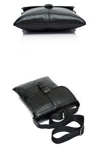 新品天然本革牛革レザーメンズハンドバッグハンド鞄通勤ショルダーP27Mar15
