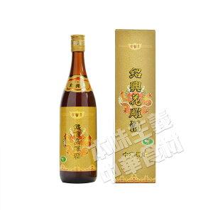 中国名酒煌鼎牌精品陳年10年紹興花彫酒(しょうこうし
