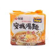 NONGSHIM安城湯麺(即席メン125gx5袋入)625g