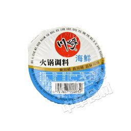 中国産 川崎海鮮味鍋用の漬けタレ(火鍋調料)100g中国名産・中華料理・中華食材人気調味料