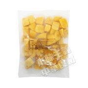冷凍完熟マンゴーカット500g/本場タイ産/果物/トロピカルフルーツ/冷凍フルーツ/冷凍デザート/冷凍食品/業務用/スイーツの具材/スムージー