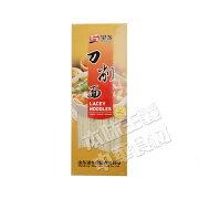 望郷特級トウショウ麺(刀削麺)400g 手延べ中華麺・とうしょうめん