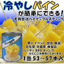 【タイ産】パイナップル スティック 1号缶(内容個数:53〜57本...