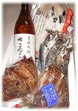 壱岐焼酎と海産物のセット 【】 壱岐 [長崎県] 【1130】