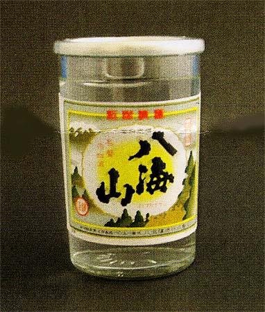 清酒 八海山 ワンカップ 180ml 「八海醸造」[新潟県]
