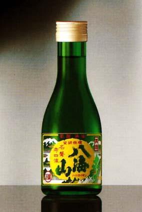 清酒八海山一合ビン  180ml  「八海醸造」[新潟県]