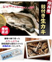 酢牡蛎、焼き牡蠣に最高★厚岸漁業組合から直送厚岸産殻つき生カ...