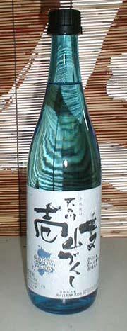 壱岐づくし 25度 720ml 麦焼酎「天の川酒造」[長崎県] 壱岐産麦使用