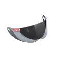 ★即納★SIMPSON(シンプソン)◆付け替えシールド「FreeStop」◆クローム(ミラー)◆SB13 OUTLAW DB RX10適合