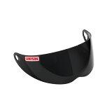★即納★SIMPSON(シンプソン)◆付け替えシールド「FreeStop」◆スモーク◆SB13 OUTLAW DB RX10適合