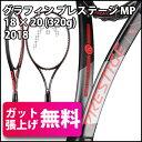 2018 HEAD (ヘッド) グラフィン タッチ プレステージ MP(ミッドプラス) (320g) 232518 (海外正規品) 硬式テニスラケット(Head Graphe..