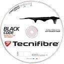 テクニファイバーTECNIFIBRE ブラックコード BLACK CODE【テニスガット(ロールガット200m)】【送料無料】